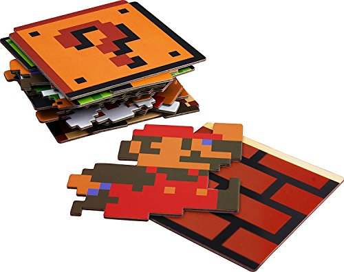 Paladone Super Mario Bros. Coasters Toy - coolthings.us