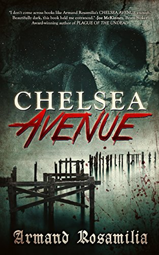 Chelsea Avenue : A Supernatural Thriller - Jersey Away Youth Mets