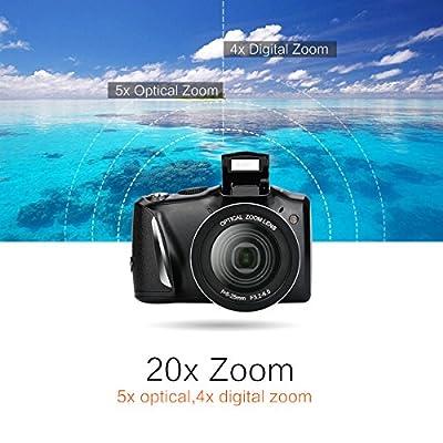 GAKOV CD-R6 Digital Camera Camcorde