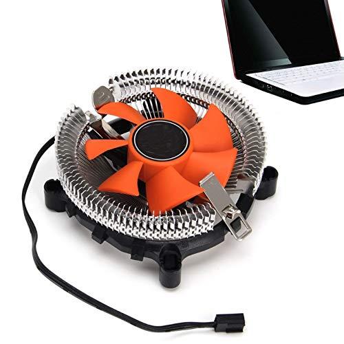 - New-Sky-View - 2200rpm CPU Silent Fan Cooler Cooling Heatsink For Intel LGA775/1155 AMD AM2/3