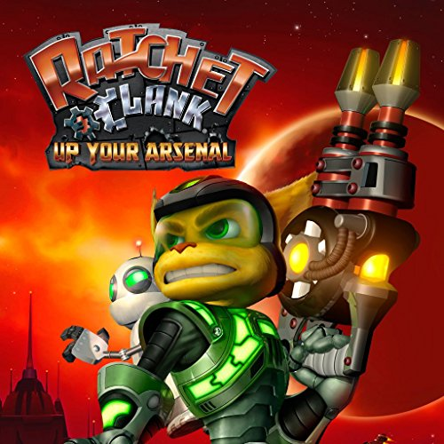 Ratchet & Clank: Up Your Arsenal - PS3 [Digital Code] (Ratchet Clank Video Game Ps3)