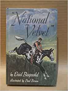 National Velvet Book and Charm (Charming Classics Series)