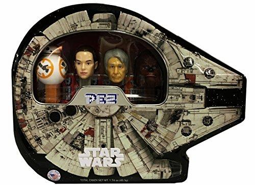 Pez Collectors Set (Star Wars Millennium Tin 1018205)