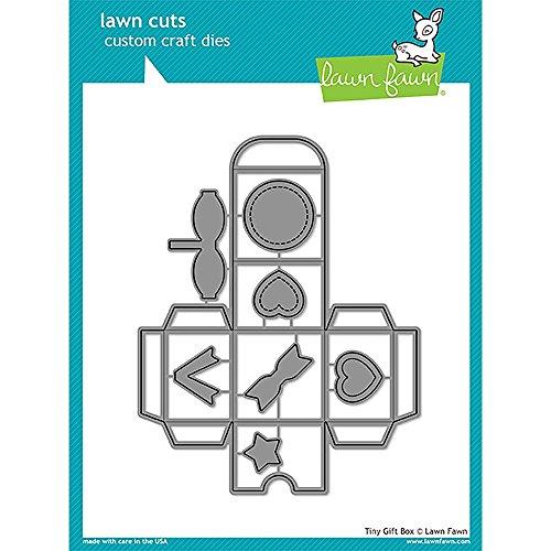 Lawn Fawn Lawn Cuts Custom Craft Die - Tiny Gift Box (LF1485)