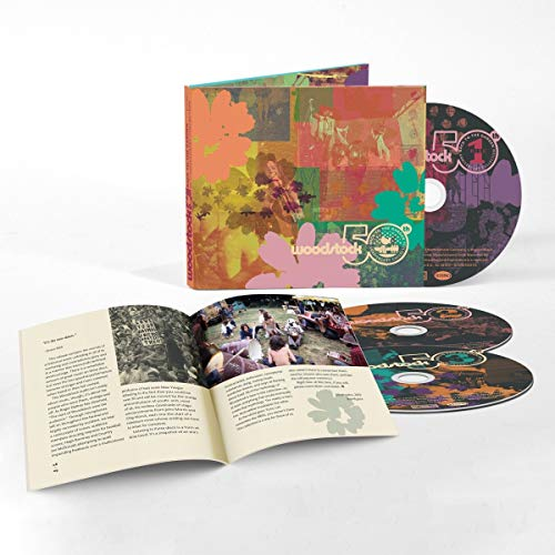 Woodstock - Back To The Garden - 50th Anniversary Collection - Cd Anniversary