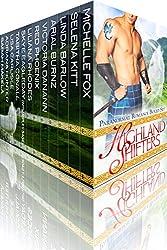 Highland Shifters: Paranormal Romance Boxed Set (English Edition)