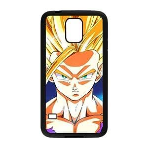 Dragon ball Super Saiyan Cell Phone Case for Samsung Galaxy S5 by Maris's Diary