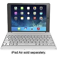 ZAGG ZAGGfolio Keyboard Case for Apple iPad Air