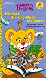 Leona's Mix and Match Storybook, Golden Books Staff and Christopher Cerf, 0307101428