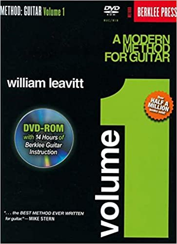 A Modern Method for Guitar: 1 Method Berklee Press: Amazon.es: William Leavitt, Larry Baione: Libros en idiomas extranjeros