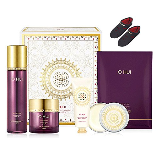 OHUI Age recovery Essence 45ml & Age Recovery Cream 30ml Special (Recovery Essence)