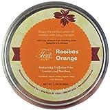 Heavenly Tea Leaves Organic Tea, Rooibos Orange, 1.75 Ounce