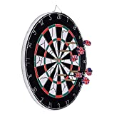 Loveiscool Double-sided Dartboard