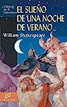 El sueño de una noche de verano par Shakespeare
