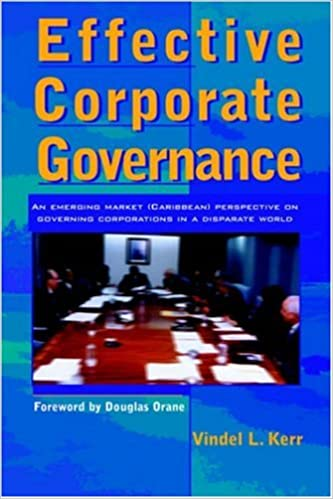 effective corporate governance framework