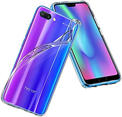 Spigen® Funda Huawei Honor 10 [Liquid Crystal] Protección TPU ...