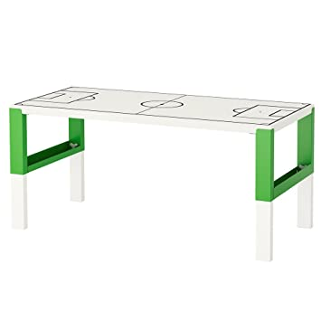 Muebles decorativo para campo de fútbol Color Blanco - Válido para ...
