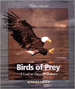 Birds Of Prey A Look At Daytime Raptors Watts Library Animals Collard Sneed B 9780531164198 Amazon Com Books