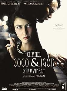 Coco Chanel & Igor Stravinsky [Francia] [DVD]