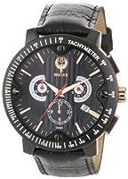 Brillier Men's 05-12121-02 Voyageur Tachymeter Watch by Brillier