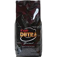 Café Dutra Especial Torrado Em Grãos 1Kg Torra Média, Catuaí Vermelho E Amarelo Dutra Café Especial Sabor Chocolate
