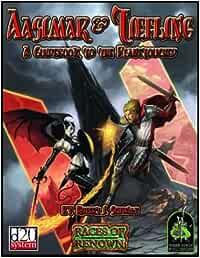 Aasimar & Tiefling: A Guidebook To The Planetouched Races of Renown: Amazon.es: Schwalb, Robert J., Ryman, James: Libros en idiomas extranjeros