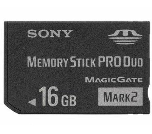 Sony 16GB Memory Stick PRO Duo - Stick Duo Sony Memory