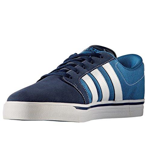 adidas Cloudfoam Super Skate, Zapatillas Hombre, Azul (Maruni/Ftwbla/Azubas), 42 EU