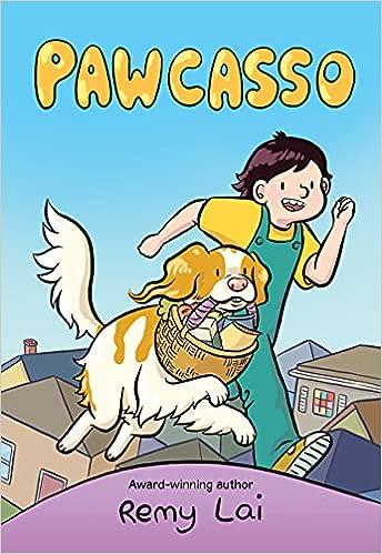 Pawcasso: Lai, Remy, Lai, Remy: 9781250774491: Amazon.com: Books