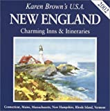 Karen Brown's New England, Jack Bullard and Karen Brown Guides Staff, 1928901247