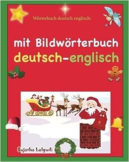 Wörterbuch Deutsch Englisch Mit Bildwörterbuch Englisch Deutsch