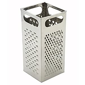 Winco SQG-4 Box Grater, 9-Inch by 4-Inch
