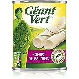 Géant Vert - Cœurs de Palmiers 220 g - Lot de 6