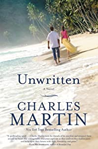 Unwritten: A Novel by Charles Martin ebook deal