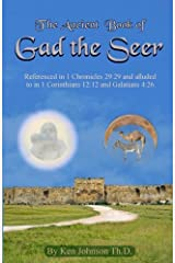 Ancient Book of Gad the Seer Paperback