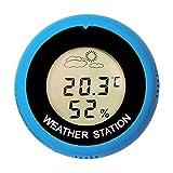 Mini LCD Digital Thermometer Hygrometer Indoor Breeding Box Temperature Tester Temperature Humidity Meter Detector