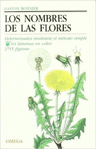 Los Nombres De Las Flores Guias Del Naturalista Plantas Con Flores
