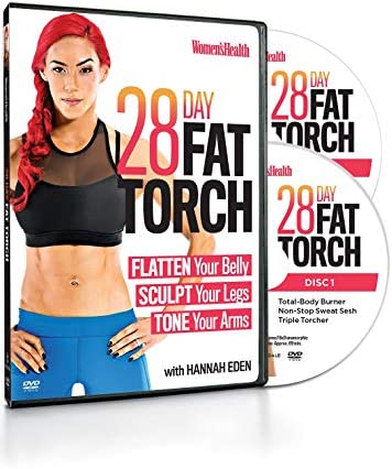 Womens Health Torch Hannah Eden product image
