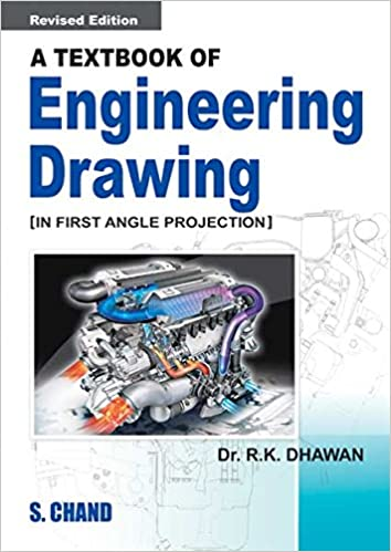 pdf of engenering drawing book to download written by rk dhawan
