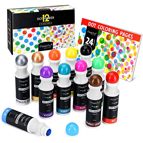 Washable Dot Markers Magicfly
