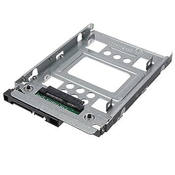 QuickShop - Bandeja adaptadora para disco duro SSD de 2,5 pulgadas ...