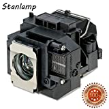 Stanlamp Replacement Projector Lamp For Epson ELP LP54 With Housing