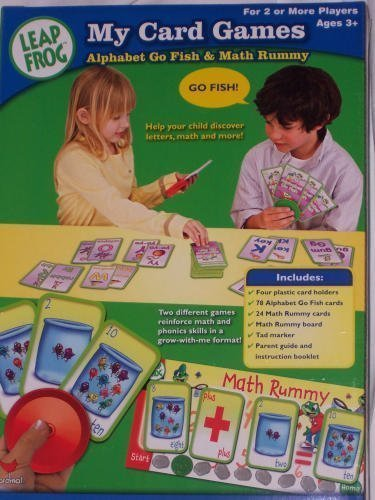 my card games leapfrog - 3