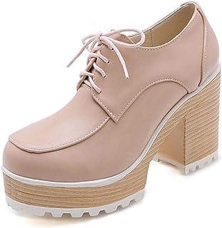 GLTER Chaussures de Sport pour Dames, Chaussures 2019 de Printemps, Nouvelle Mode Chaussures en Dentelle