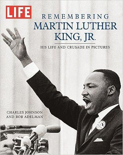Ebooks epub télécharger rapidshare Life: Remembering Martin Luther King (Life (Life Books)) B002YNS47C PDF FB2 iBook