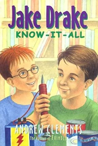 book cover of Jake Drake, Know-It-all