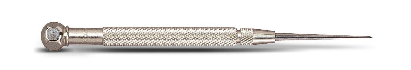 Starrett 70AX Pocket Scriber with 2-3//8-Inch Tungsten Carbide Point