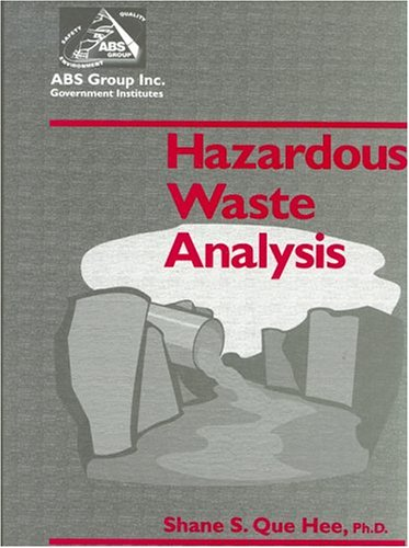 Hazardous Waste Analysis
