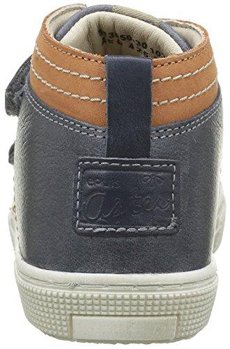 Aster CID - Zapatillas de Deporte Niños Azul - Bleu (Marine Camel)