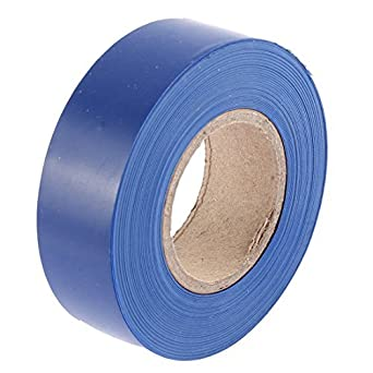 eDealMax Azul PVC autoadhesivo Electrical Band Cinta ...